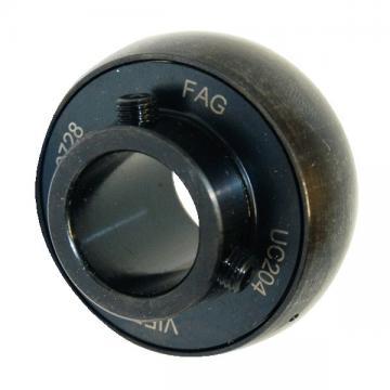 28,575 mm x 63,5 mm x 15,875 mm  RHP NLJ1.1/8 roulements à billes auto-aligneurs